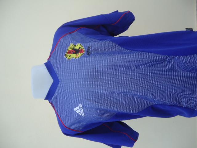Camisa Japão 2002 Adidas – Clube Retro bbbc10387ac3e